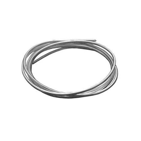 Atlasnova Pure 9999 (99.99%) Silver Wire 12gauge 1oz 36 inches
