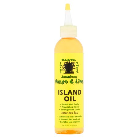 Rasta Locks & Twist Jamaican Mango & Lime Island Oil, 8 fl oz