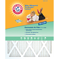 DuPont Arm and Hammer Pet Fresh Pet Protection Air Filter