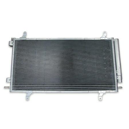 CPP Air Conditioning Condenser for 12-15 Chevrolet Camaro