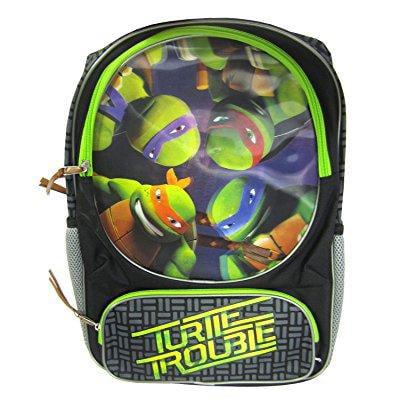 Nickelodeon teenage mutant ninja turtle trouble 16 3d bac...