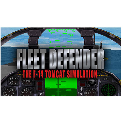 Tommo 58411013 Fleet Defender F-14 Tomcat Simulator (PC) (Digital Code)