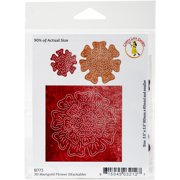"Cheery Lynn Designs 3D Die-Marigold Punch & Stack, 1"" To 2.5"""