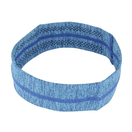 Outdoor Athletic Linen Elastic Non-slip Sports Headband Headwrap