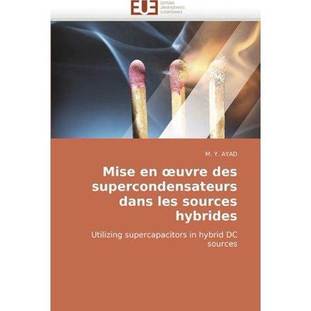 Mise En Uvre Des Supercondensateurs Dans Les Sources Hybrides - image 1 of 1