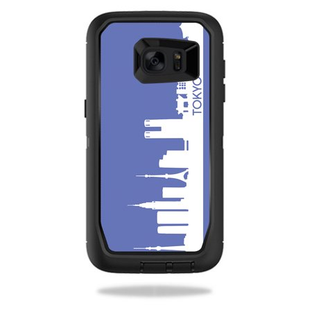 new concept 4d32d 7d8e5 Skin For OtterBox Defender Samsung Galaxy S7 Edge Case – Tokyo |  MightySkins Protective, Durable, and Unique Vinyl Decal wrap cover | Easy  To Apply, ...