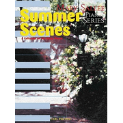 Summer Scenes by Mary Sallee (A Collection for the