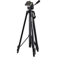 "Sunpak 620-540DLX 5400DLX 54"" Tripod with 3-Way Pan Head for Digital Cameras"