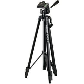 Bubble Level Professional Dual Handle Aluminum 67 Tripod for Sony Handycam HDR-SR5