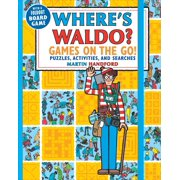 Where's Waldo? Games on the Go! : Puzzles, Activities, and Searches