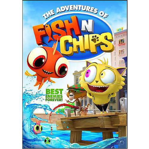 The Adventures Of Fish N Chips