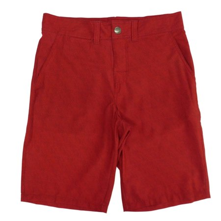 Joe Boxer Mens Red Hybrid Board Shorts Swim Trunks ...