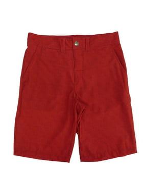 5b28c2546 Product Image joe boxer mens red hybrid board shorts swim trunks