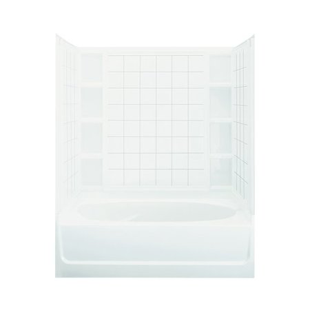 Sterling ensemble shower surround | Plumbing Fixtures | Compare ...