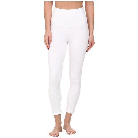 Yummie NEW White Gloria Skimmer Women's Size XL Capris Cropped Pants Review Mercury Capri