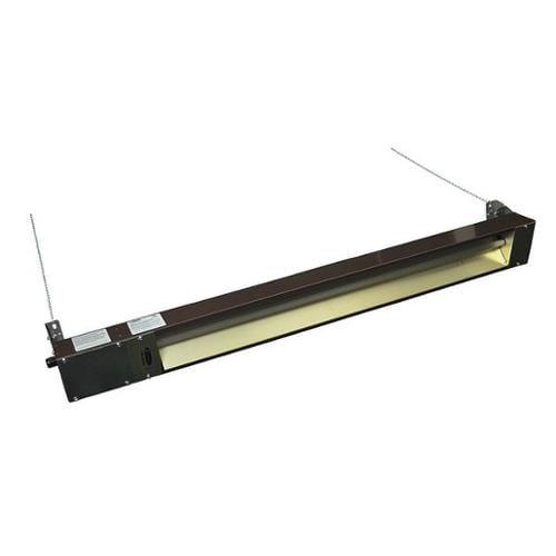 OCH-46-120VCE Electric Infrared Heater, 5120 BtuH, 120V - Walmart.com