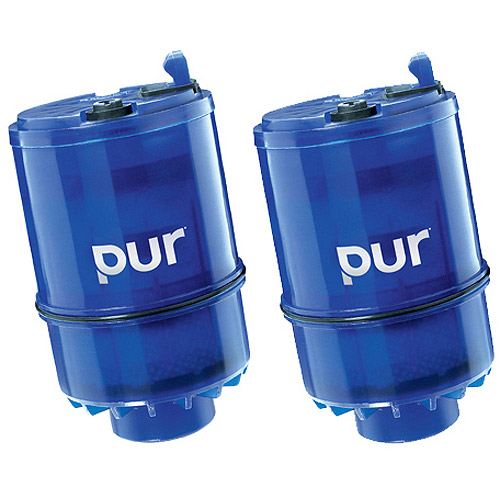 PUR Baby Faucet Mount Replacement Water Filter - MineralClear 2 Pack  RF9999-2NM