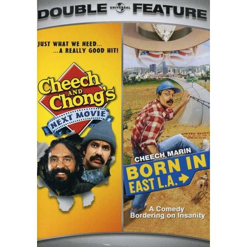 Cheech And Chong's Next Movie / Born In East L.A. (Widescreen)