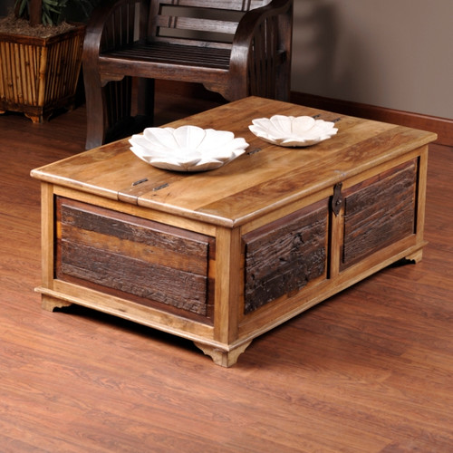William Sheppee Kerala Blanket Box / Trunk Coffee Table