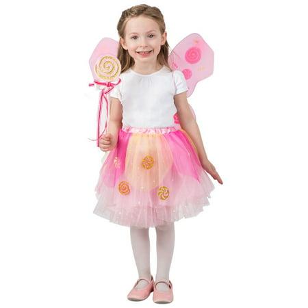 Halloween Girl's Lollipop Fairy Skirt Set](Halloween Lollipop)