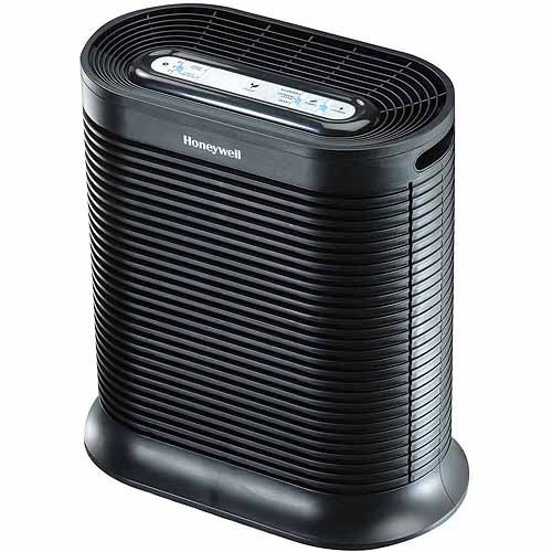 Honeywell True HEPA Allergen Remover HPA200, Black