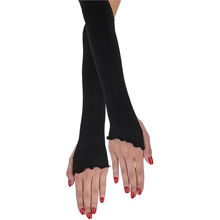 Glovettes Accessories (Sock Glovettes Adult Halloween Accessory)