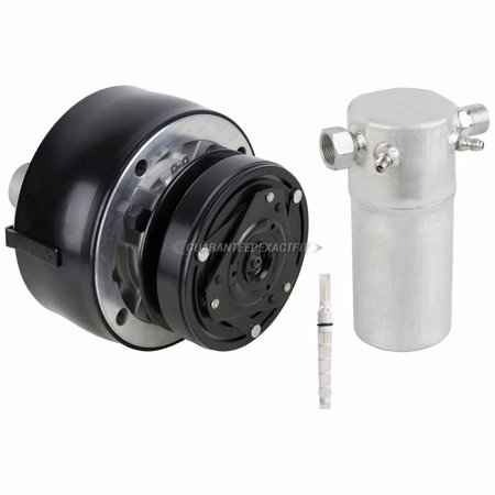 AC Compressor w/ A/C Drier & Exp For Chevy G10 G20 G30 Van 4.3L R4 1985 1986 1974 Chevrolet G30 Van