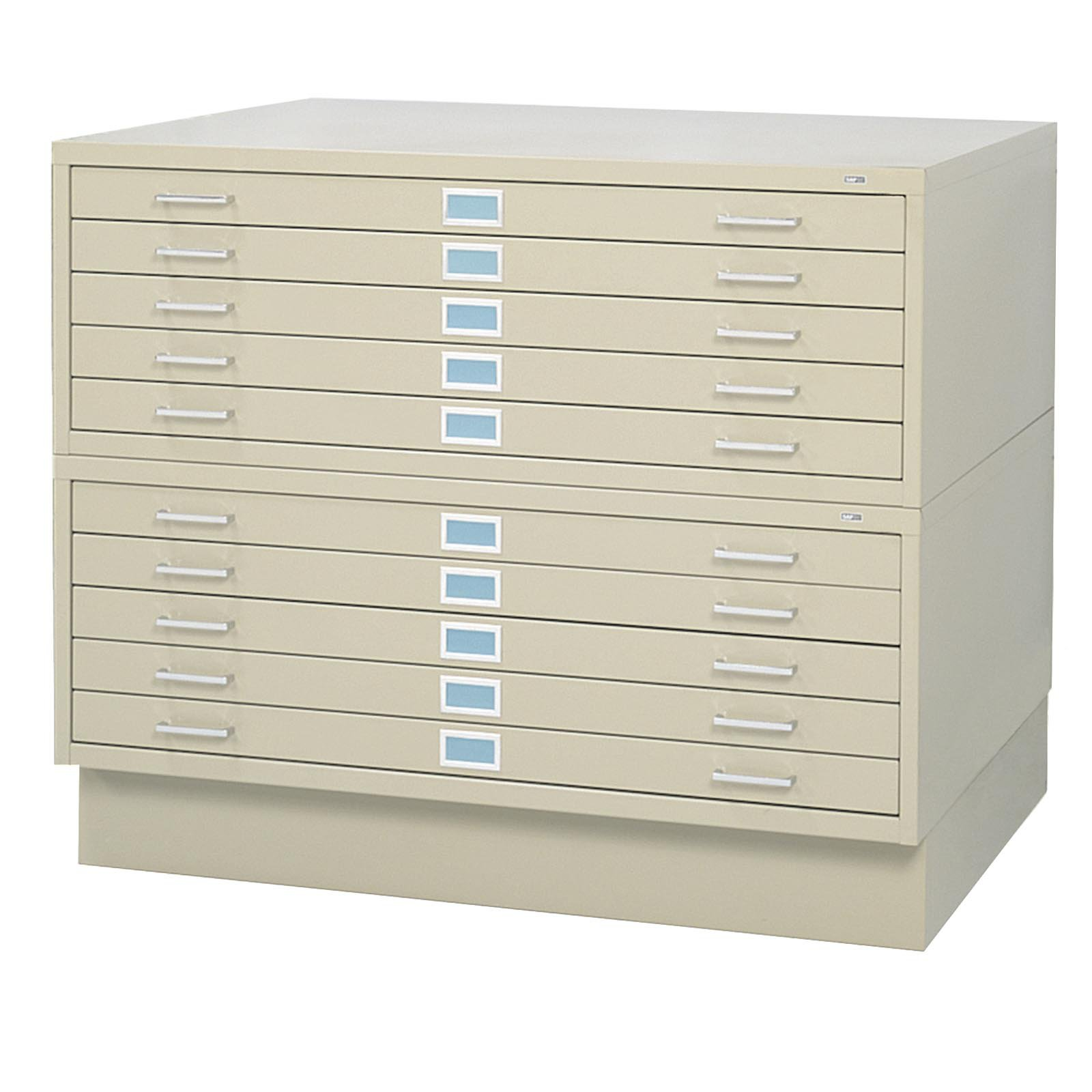 Safco Flat File with Low Base