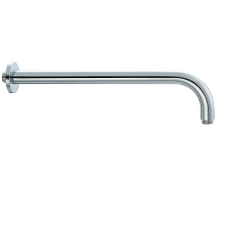 Wall Shower Head Extension Bend Pipe Tube Long Stainless Steel Arm Bathroom Home Shower Rod