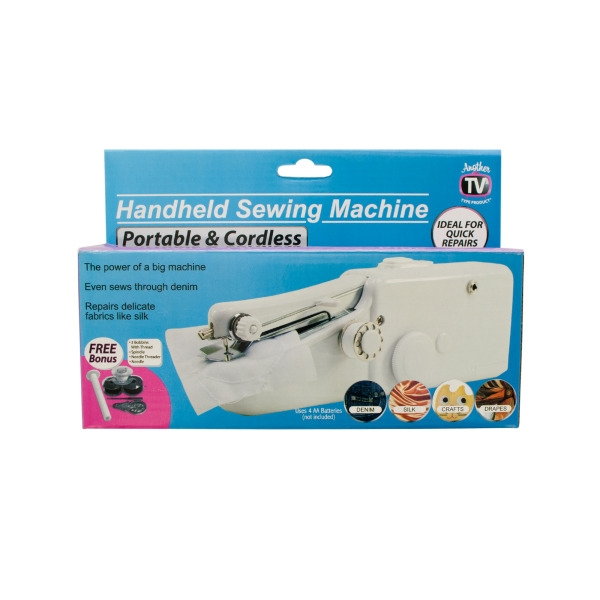 sewing machine battery operated