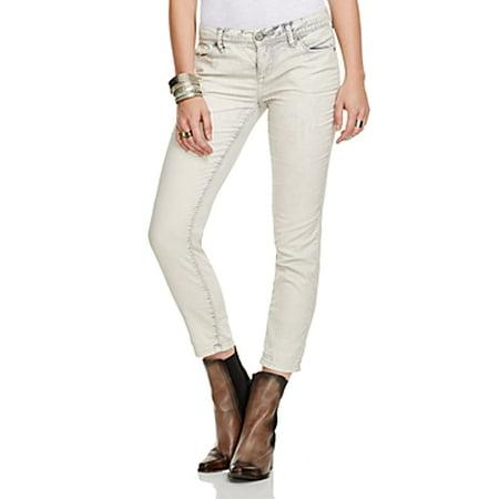 Free People Women's Corduroy Skinny Jeans Size 30 (Denim Corduroys)