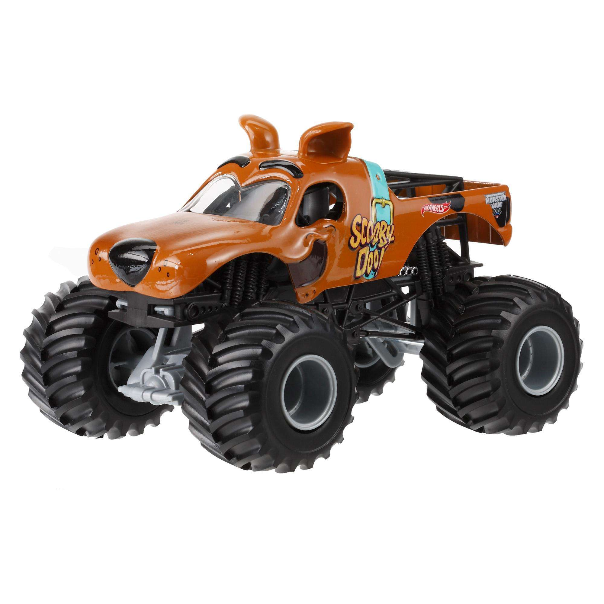 Hot Wheels Monster Jam Scooby-Doo Vehicle