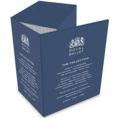 The Royal Ballet Collection [Box Set] (Blu-ray)