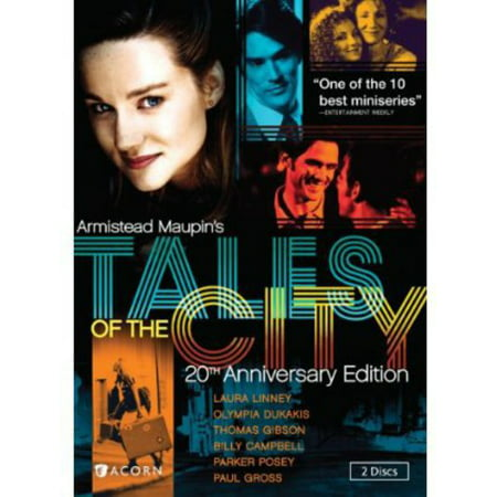 Tales of the City (20th Anniversary Collection) (DVD) - City Of Meriden