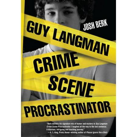 Guy Langman, Crime Scene Procrastinator - eBook](Scene De Crime Halloween)