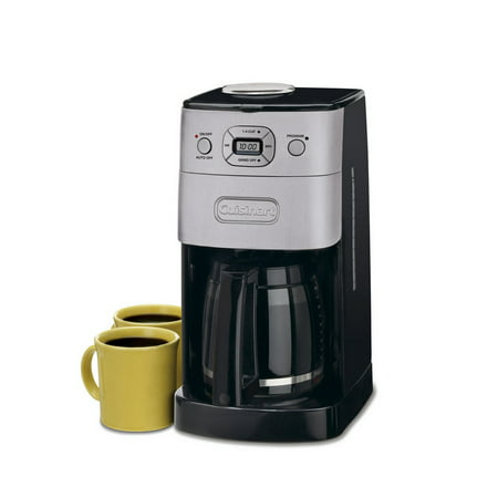 Cuisinart DGB-625BC Grind & Brew 12-Cup Automatic Coffee Maker Ace Automatic Coffee Maker