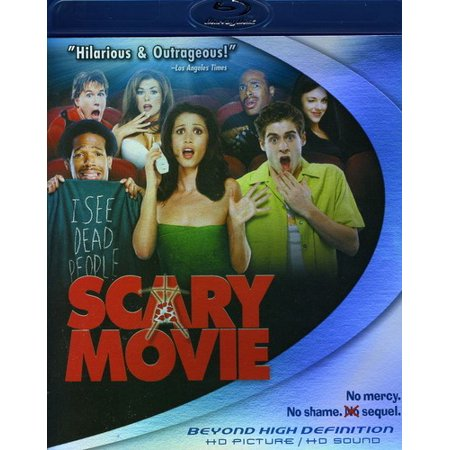 Scary Movie  Blu Ray