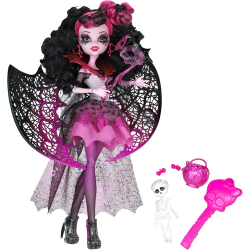 Monster High Ghouls Rule Doll, Draculaura Doll