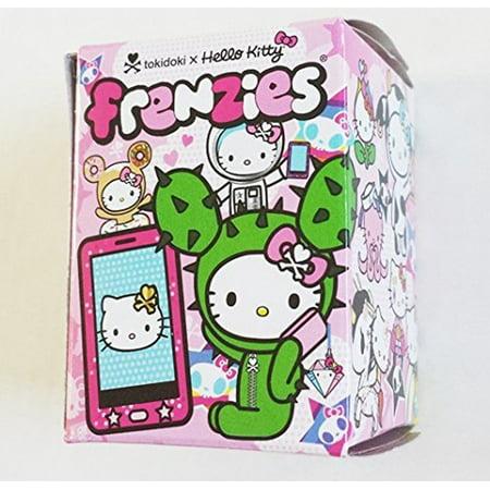 Tokidoki X Hello Kitty Frenzies Figure - Hello Kitty Halloween Figures