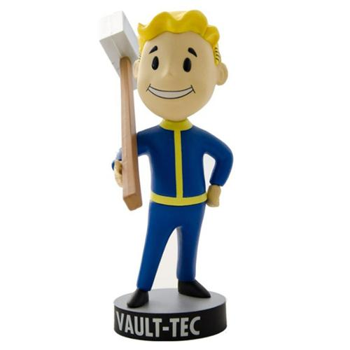 Gaming Heads Fallout 4 Vault Boy 111 Series 1 Melee Weapons Bobble Head