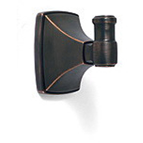 Amerock Clarendon Robe Hook, Oil Rubbed Bronze by Generic