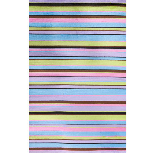 Concord Global Imports Alisa Stripes Kids Area Rug