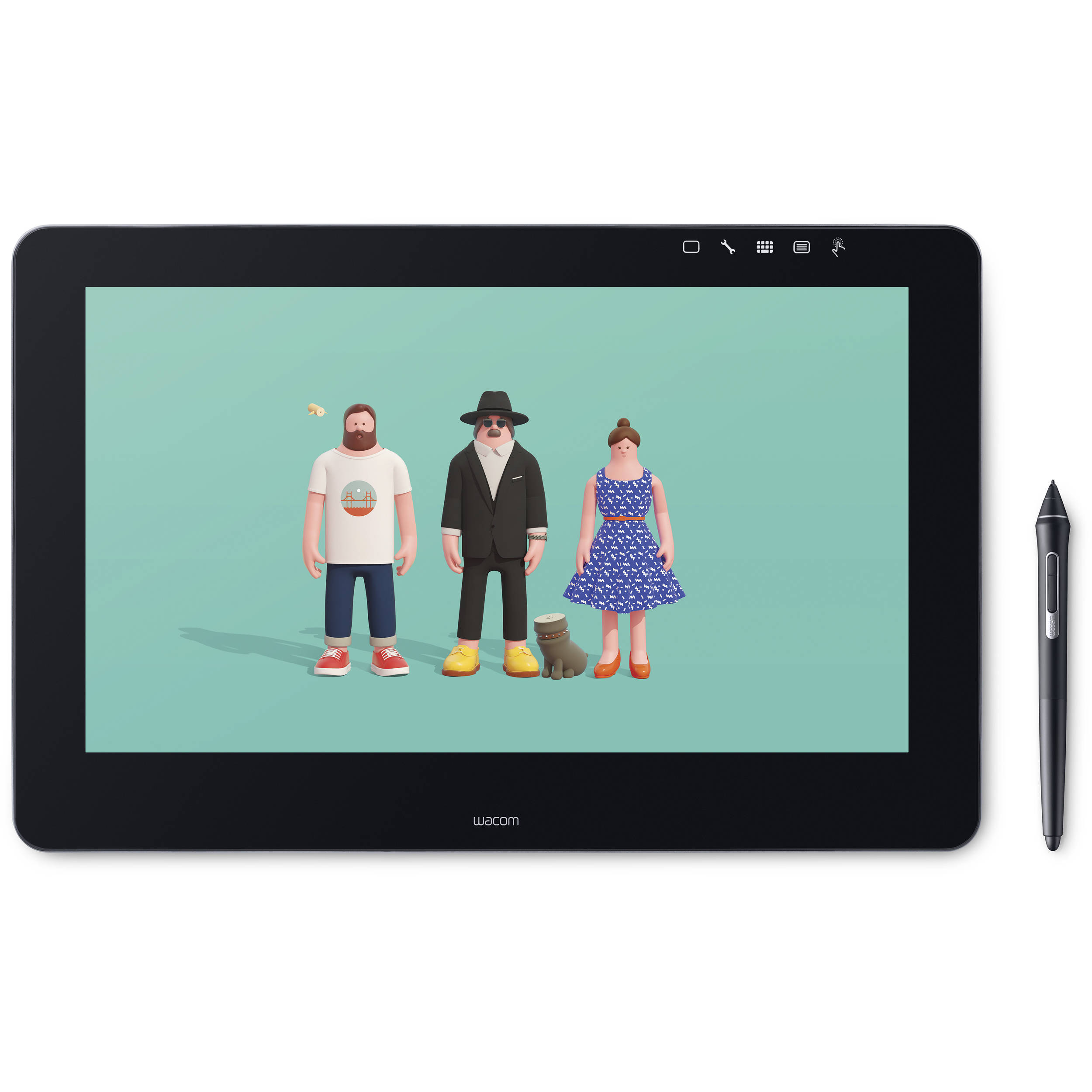"""Wacom Cintiq Pro 16"""" Creative Pen Display touch by Wacom"""