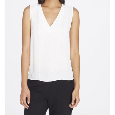 Women's Small Embellished Tank Top S - Elie Tahari Women Shirts