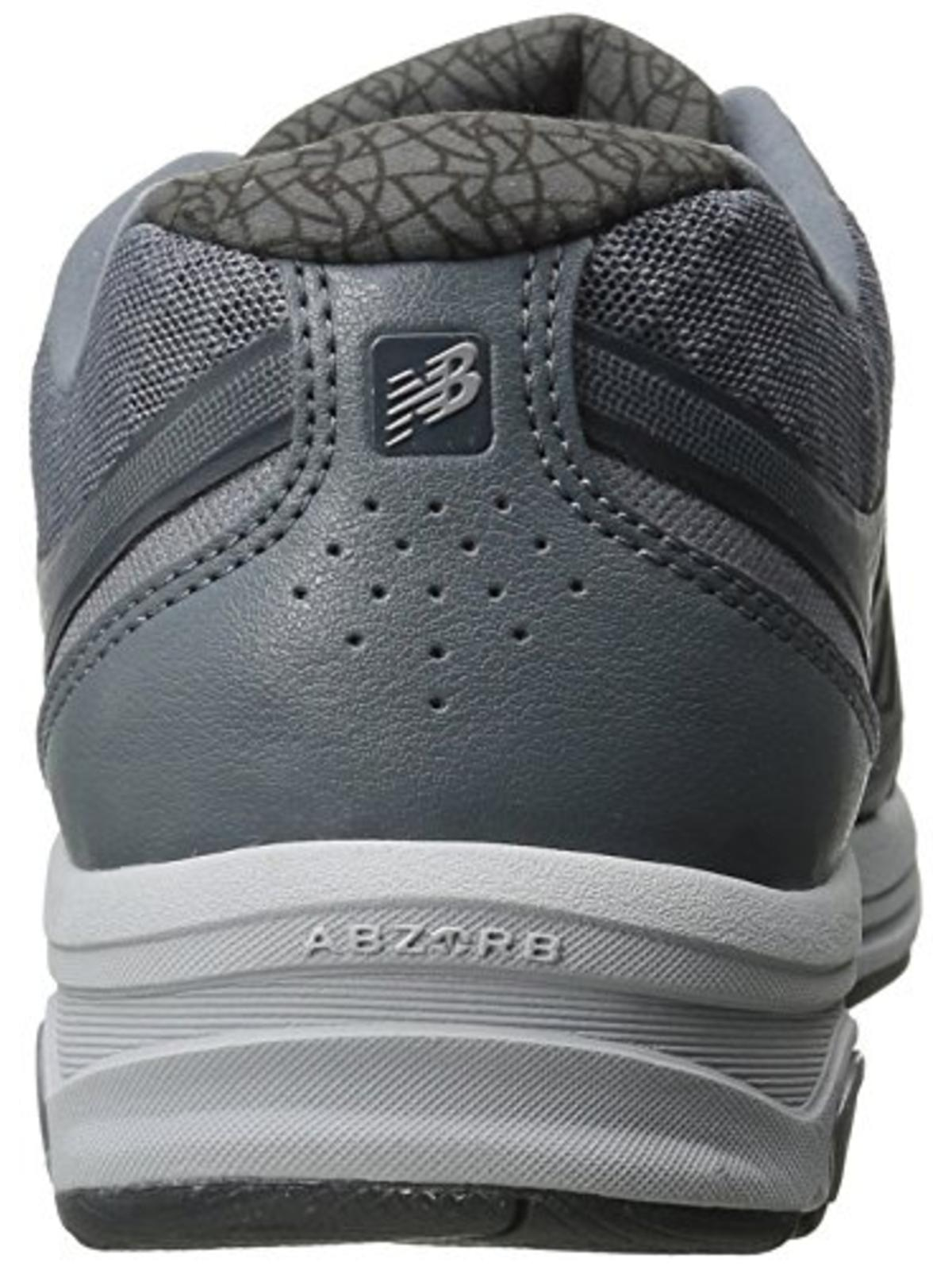 New Balance Mens 847v2 Non-Marking Rollbar Technology Walking Shoes