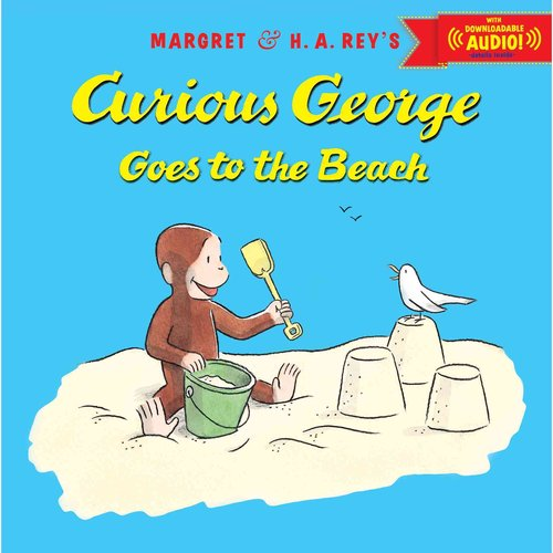 Curious George Goes to the Beach