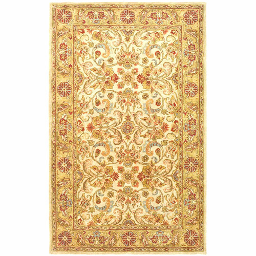 Safavieh Classic Casey Tufted Wool Area Rug