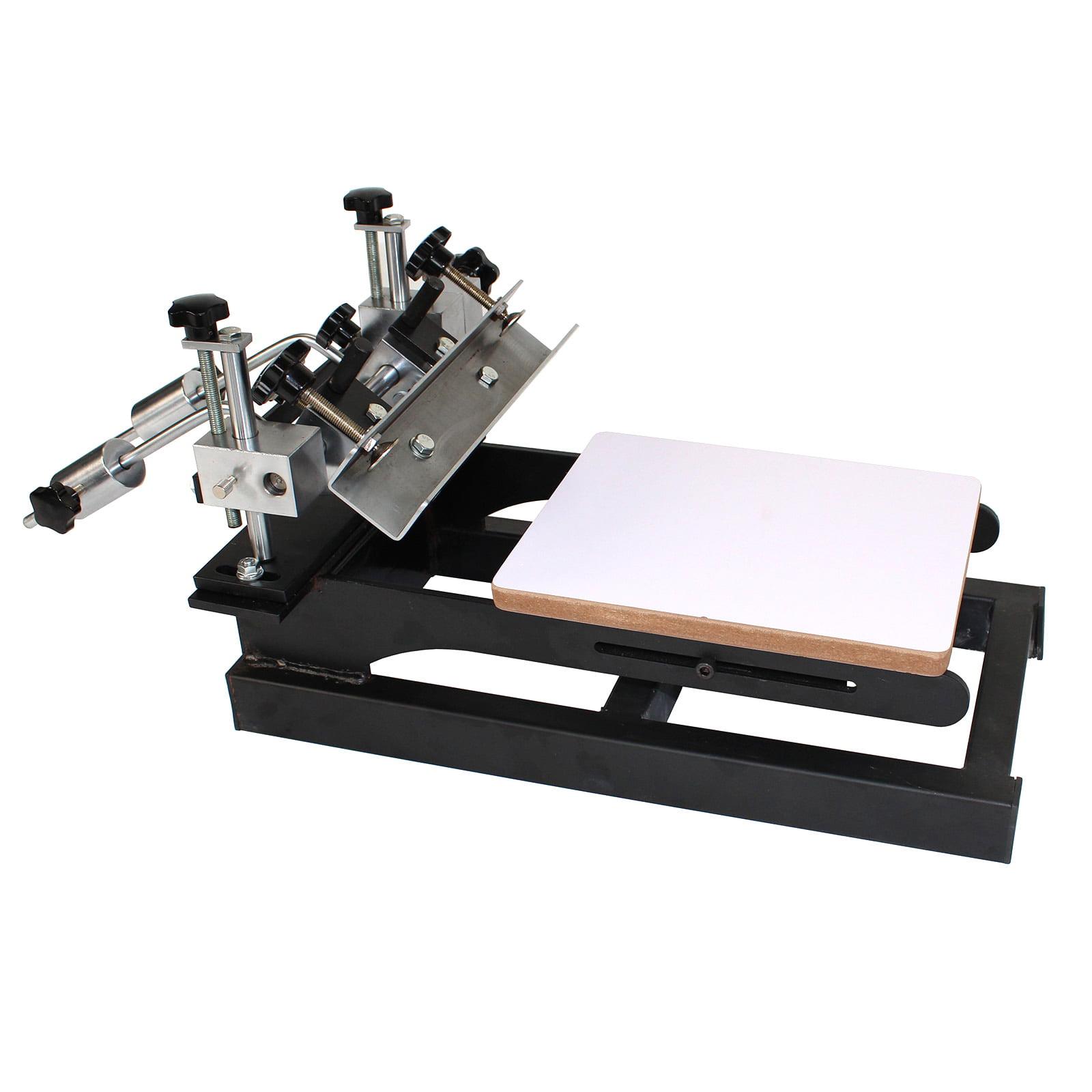 silk screen t shirt printing machine