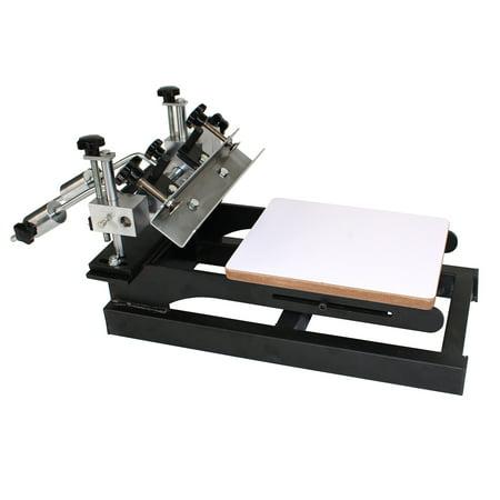 Micro Adjustable Screen Printing Machine Silk Screen T