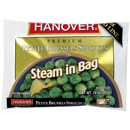 Hanover Petite Brussels Sprouts Spears, 14 oz